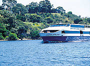 2.15pm Swan River Scenic Return Cruise from Perth
