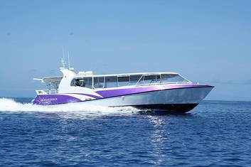 Skedaddle Half Day Outer Reef Jet Boat Tour