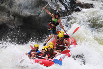 Barron River Half Day Rafting Group Rate Ex Port Douglas (4 Or More Persons)