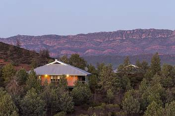 4 day Lake Eyre & Flinders Ranges Tour - Luxury Eco Villa (Twin Share)